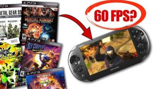 Ps Vita Game Ports - That Are Near Identical To The Console Versions