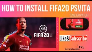 HOW TO INSTALL FIFA20 PSVITA (english patch)