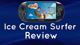 Ice Cream Surfer Review PS Vita (PSVita) - Also on Nintendo Switch