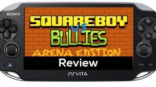Squareboy Vs Bullies PS Vita Review