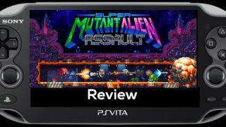 Super Mutant Alien Assault PS Vita Review (PSVita)
