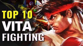 Top 10 PS VITA Fighting Games