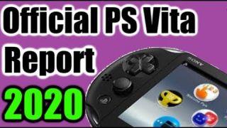 First PS Vita Update In 2020