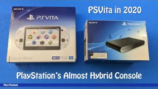 PlayStation's Almost Hybrid Console / PSVita in 2020