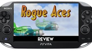 Rogue Aces PS Vita Review ( PSVita )