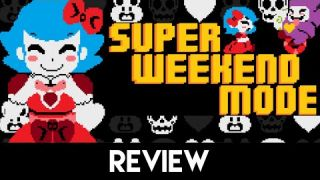 Super Weekend Mode Review PS Vita (also on Nintendo Switch and PS4)