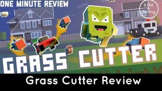 Grass Cutter Review - PSVita (also on Nintendo Switch and PS4)
