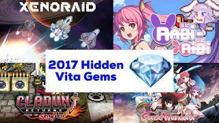 4 PSVita Hidden Gems from 2017