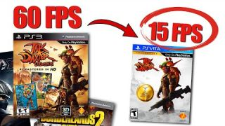 Ps Vita Game Ports - That Were Poorly Optimized