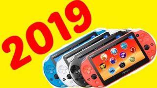 Top PS Vita Games of 2019