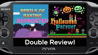 The Perils of Baking and Halloween Forever PS Vita Reviews (also on PS4)