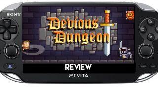Devious Dungeon PS Vita Review ( PSVita )